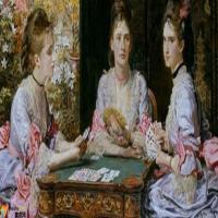 米莱斯Millais-作品展