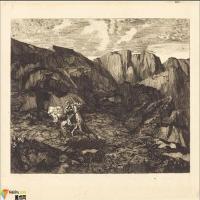 法国(象征主义画派)奥迪隆·雷东-素描画展(二)