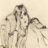 莫里索 Morisot-素描展