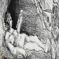毕加索Pablo Picasso-素描展(二)