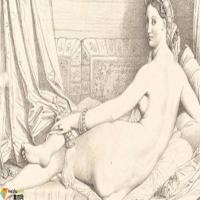 法国安格尔DominiqueIngres-素描展