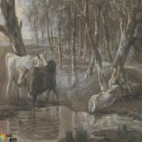 托马斯·庚斯博罗-素描展
