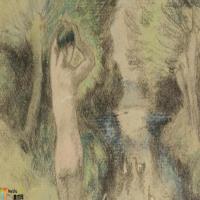 法国(印象派)德加-素描展