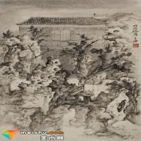 评王浩山水艺术