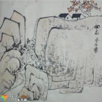 【广州艺博会】真实而淡定——何祥松的艺术世界