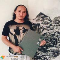 澄怀观道悟丹青——记实力派青年画家赵一农