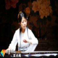 重庆才女聂晖印象:书影琴声中的古典意蕴