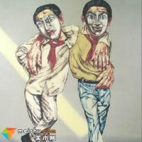 """曾梵志:拒谈金钱只说艺术 十年间""""面具""""涨650倍"""
