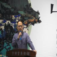 中国美术研究名家------美术学、文艺学博士后王先岳