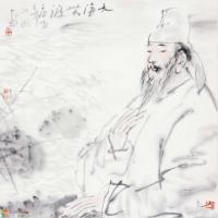 杜文和:水墨散文——品读吴山明画集