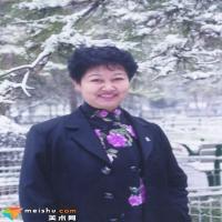 画坛巾帼 牡丹高手——著名女画家梅振荣