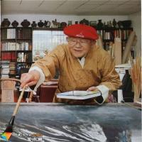 周韶华:用生命探寻艺术与民族之魂