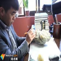 烟雨江南琢玉人--玉雕高级技师高修的艺术人生