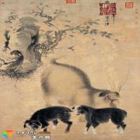 朱万章:明清绘画中的画羊图说