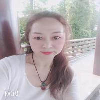 暗香浮动—韩美霞的画