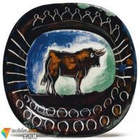 毕加索的陶瓷艺术:凝固童趣和纯真
