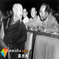 毛泽东与佛教文化