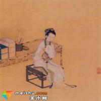 中国古代妓女画家:柳如是等善画兰竹