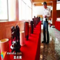 六旬老艺人花3年刻出竹雕画《富春山居图》