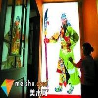 京城唯一皮影博物馆消失