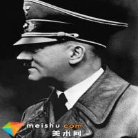 尘封70年 希特勒作品英国拍卖