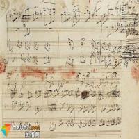 贝多芬手稿《大赋格曲》 百万英镑拍卖