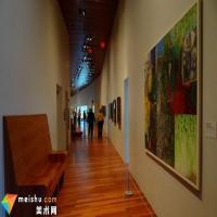 博友實拍美國笛洋美術館:古怪的乳房藝術