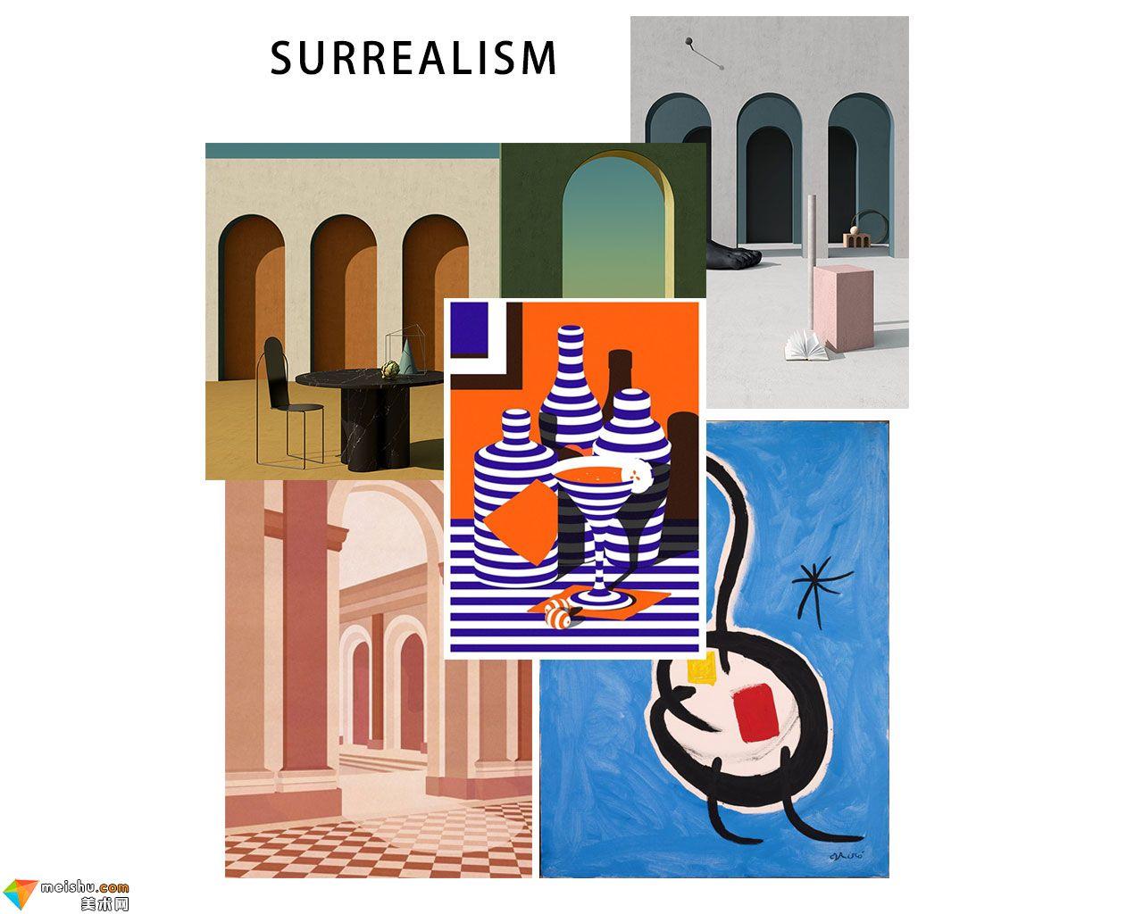 如何在家中办一场超现实主义画展?