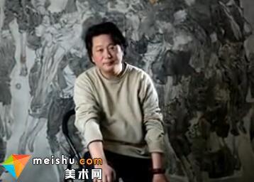 著名画家张江舟-中国大画家