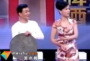 专家赞大号铜镜-华豫之门 2011