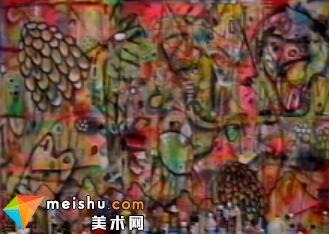 绘画与绘图(抽象)-阿曼达·罗斯-加州艺术学院公开课