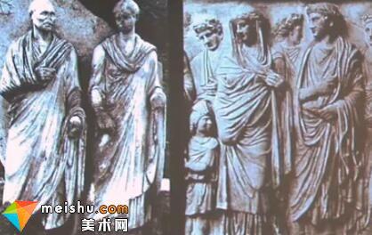 访问来世:罗马贵族 自由民的坟墓 奴隶-罗马建筑