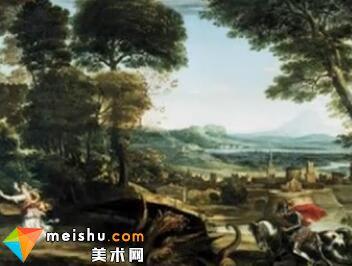「西方艺术史」意大利罗马巴洛克油画-西方美术史