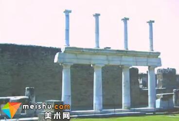 公民生活中断:噩梦与命运-罗马建筑