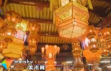 花灯:春灯万盏闹元宵-中国范儿