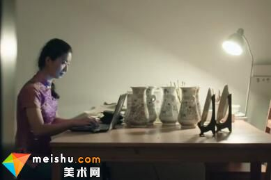 """「工艺」许珺茹:我让广彩从博物馆""""走""""进现代生活-中国符号"""