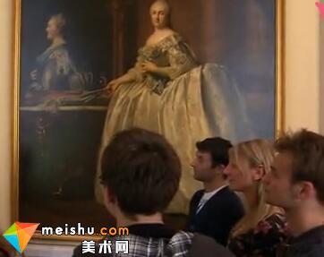 艾尔米塔什博物馆-博物馆的秘密
