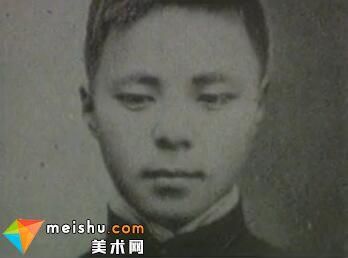 著名画家丰子恺(上)-二十世纪中国文化名人