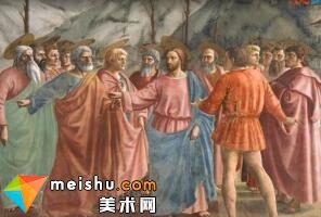 「西方艺术史」马萨乔和文艺复兴早期绘画-西方美术史