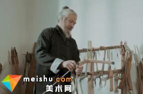 「工艺美术」大国匠人遇见非遗:传统弓箭究竟神奇在哪