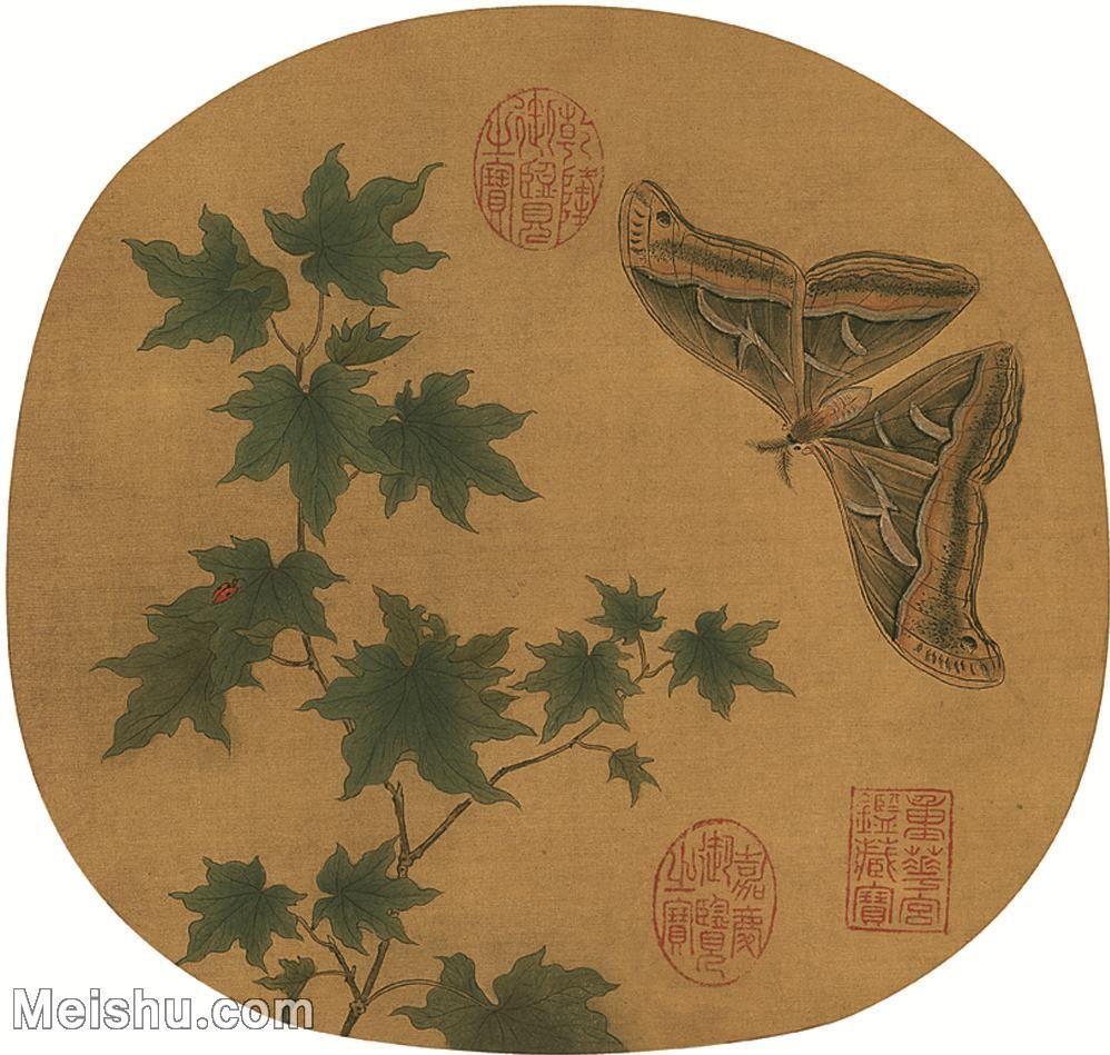 【打印级】GH6080878古画树木植物-宋代花鸟-蝴蝶-小品图片-41M-3396X3228_1902463.jpg