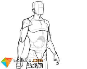 「轻微课」皮肤画法-手绘插画教程