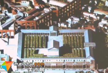 标志的建立:竞技场与同时代的罗马建筑-罗马建筑