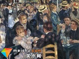 一场史上最优雅的海天盛宴(雷诺阿)-艺术很难吗