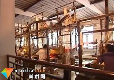 (织锦)天上人间-中国工艺珍宝