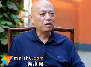讲述著名画家孙志钧-中国艺术大家