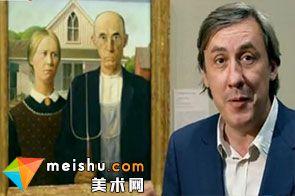 「美术史」BBC之美国艺术-现代梦幻