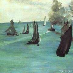 爱德华.马奈Édouard Manet