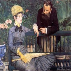 爱德华.马奈(2)Édouard Manet