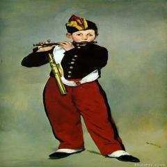 爱德华.马奈(1)Édouard Manet
